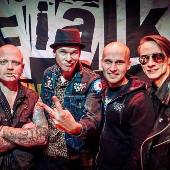 Czech Blade: THE FIALKY – Punkeři s nepunkovým názvem