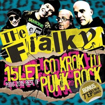 Recenze: LP 15 let co krok to punkrock! (různé odkazy)