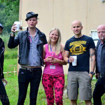 Musicgate.cz: S Kečupem o kapele The Fialky, punku, sexu, pivu a ponožkách