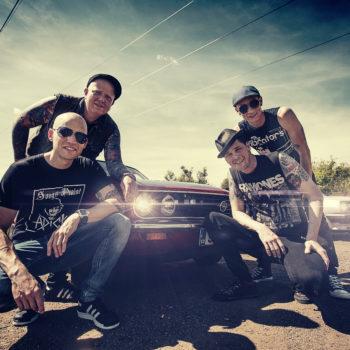 Punk rock rádio léto 2020
